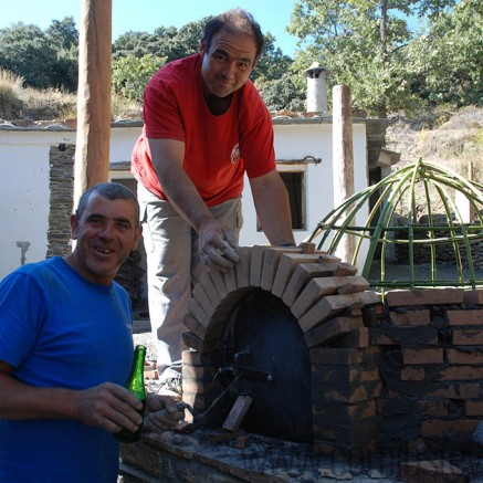 Using fire bricks